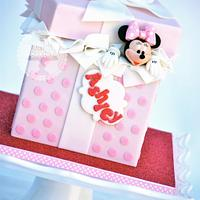 Minni Mouse Gift Box