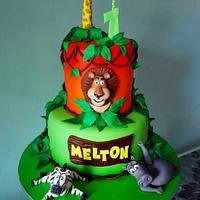 Melton's Madagascar Cake