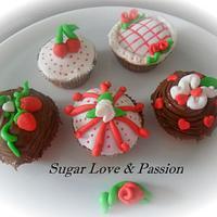 Like Summer cupcakes