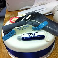 OBGYN's Birthday cake