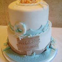 ahoy there. by Marie 2 U Cakes  on Facebook