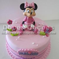 Minie cake by DocesOpcoes