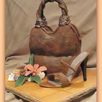 Handbag and Sugar Shoe