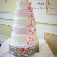 My Brother's wedding cake