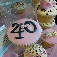 cupcakes by Kimberly Fletcher