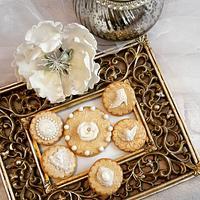 Vintage Style Cookies
