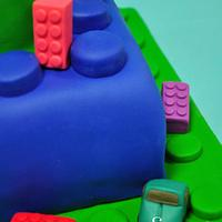Lego Cake by Sweet Success