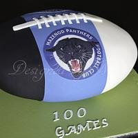'panthers' foot ball