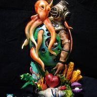 Ocean Heart - Huevos De Pascus Faberge 2nd Edition