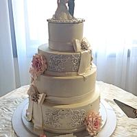 Roses and Bows Wedding