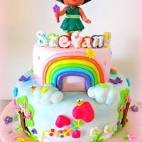 Dora's flying kyte