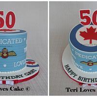 Gluten-Free RCAF Cake