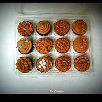 Chocolcake Cupcakes