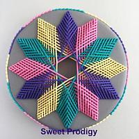 Tangled | Sweet Prodigy (Four Interwoven Triangles)