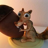 Scrat, this time you made it!