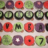 Zumba Cupcakes