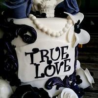 TRUE LOVE CAKE