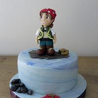 Little Pirate Boy