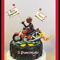 Motor's cake