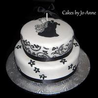 Bridal Shower by Cakes by Jo-Anne