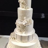Tammy Allen Premier Wedding Caked