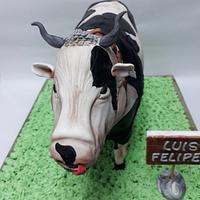 Cake de Vaca