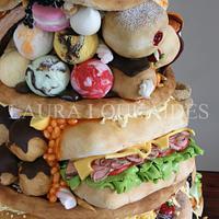 """The Big Eater"" - Cake International 2014"