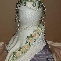 Wedding cake!!! ♥️