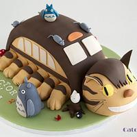 Catbus - Totoro