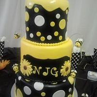 Bumble Bee Babee Shower!!