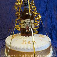 Bottle Cake - my most popular request!