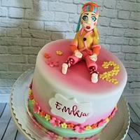 Cake for little Emma