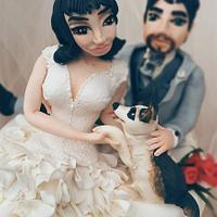Wedding topper