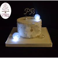 gâteau d'anniversaire de mariage..30 ans <3