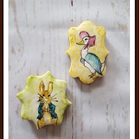 Cookies a'la Beatrix Potter