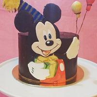 Mickey style Bday