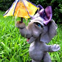 Elle the Elephant!