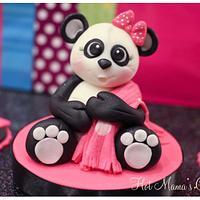 Pink Panda!