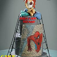 Mary Jane Watson - Cake Con Collaboration
