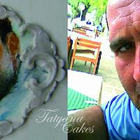 Birthday cake for my brother by Tatyana Cakes