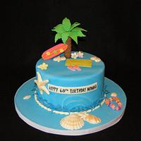 Beach Theme Birthday
