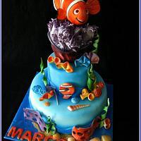 Nemo Cake by Cristina Quinci