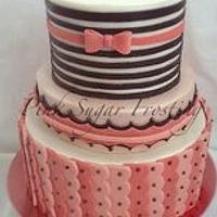 pink sugar frosting