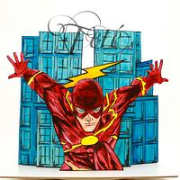 "COMICAKE ""FLASH"""