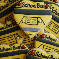 School Bus Cookies!