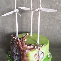 For an engineer who deals with wind turbines