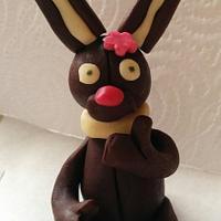 Modelling Chocolate Rabbit