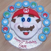 It's Mario!!