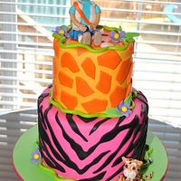 Diego Girl Cake