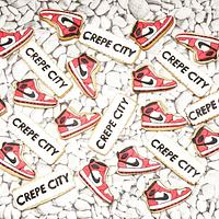 Jordan/Crepe City Cookies